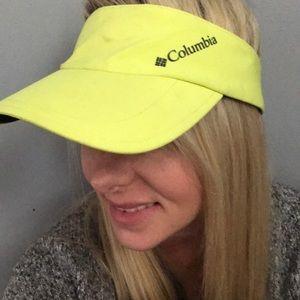 Columbia visor